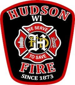 Hudson Fire Patch